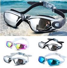 2019 <b>Electroplating UV Waterproof Anti</b> Fog Swimwear Eyewear ...