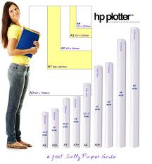 Hp Plotter 6 Foot Sally Paper Size Guide For Hp