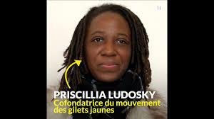 """Résultat de recherche d'images pour """"priscillia ludosky présidente"""""""