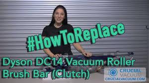 Dyson DC14 Vacuum <b>Roller Brush</b> Bar (Clutch) <b>Replacement</b>: Part ...