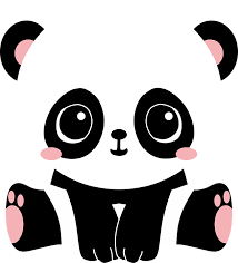 Image result for panda png