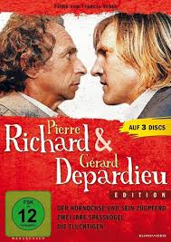 Pierre Richard & Gerard Depardieu Edition [3 DVDs]: Amazon.de: Richard,  Pierre, Depardieu, Gerard, Richard, Pierre, Depardieu, Gerard: DVD & Blu-ray