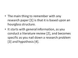 writing a research paper ppt video online the main thing to remember any research paper 1 is that it is