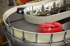 conveyor belt airport. transnorm\u0027s belt curve conveyor defines the airport industry standard: transnorm series conveyors combine top-class performance and reliability a