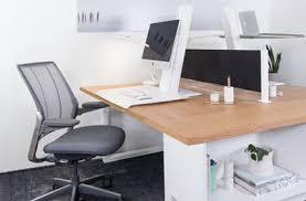 Nervi glass office desk Intended Quickstand Eco Archello Computer Desks Tables Archello