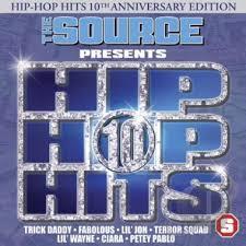 Source Presents Hip Hop Hits Vol 10 Cd Album