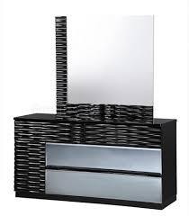 Manhattan Bedroom Furniture Manhattan Bedroom Black Platform By Global