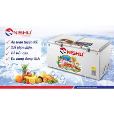 Tủ đông Nishu NTD 788S New