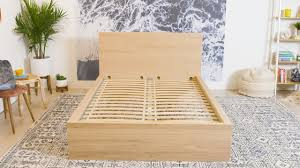 how to build an ikea malm bed frame