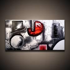 black and white abstract painting lesson petesoriginalart