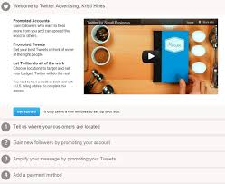 how twitter advertising works how to set up twitter advertising to build awareness for your business