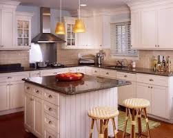beige backsplash white cabinets. Love This Colour Scheme White Cabinets Beige Backsplash Dark Browngray Countertop Inside