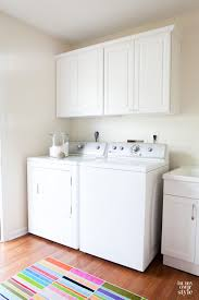 why didn t i install wall cabinets to my mudroom sooner it was so throughout for laundry room inspirations 1