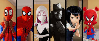 Spider Man Into The Spider Verse Every Spider Man Character