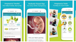 Top 10 Best Pregnancy Tracker Apps Android Iphone 2019