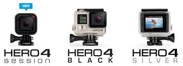 Gopro 4 Comparison Chart Gopro Introduces Tiny New Hero4 Session Cube Like Camera