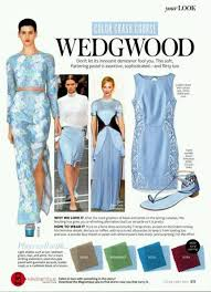 Wedgwood Color Chart How To Wear Wedgwood Blue Color Crash Course Blue Colors