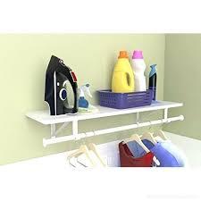 10 inch shelf hanging shoe organizer