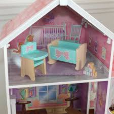 Country Estate Wooden Dollhouse ...
