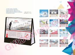 Personalized Table Calendar With Name Gd 102396