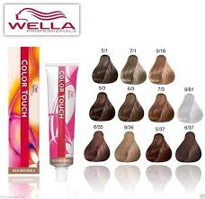 Well Hair Color Chart Well Color Touch 7 3 In 2019 Mixing Hair Color Hair Color