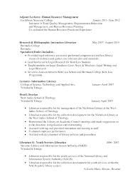 Sample Academic Librarian Cover Letter Library Cover Letters Best Of ...