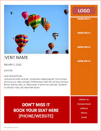 Free Printable Flyer Templates Word 100 free flyer templates for word bookletemplateorg 9