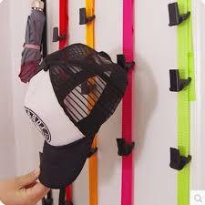 baseball cap rack hat holder rack organizer storage door