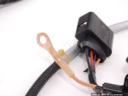 genuine volkswagen audi amf engine wiring harness es 279855 06a971627mf engine wiring harness complete engine wiring harness genuine