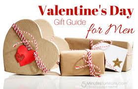valentines gift guide men