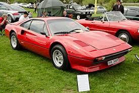 Ferrari convertible v8 32v oldtimer. Ferrari 308 Gtb Gts Wikipedia