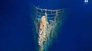 Titanic verschwindet zum zweiten Mal: Wann ist das berühmte Wrack nicht  mehr da?