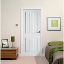 4 panel white interior doors. Wickes Stirling Internal Moulded Door White Primed Grained 4 Panel 1981x610mm | Wickes.co. Interior Doors