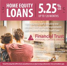 home equity loans financial trust federal credit union grand island ny