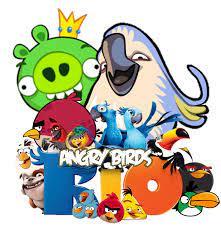 Angry Birds Rio by NightmareBear87 on DeviantArt