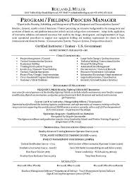Infantry Resume Examples Marine Science Resume Examples Federal ...