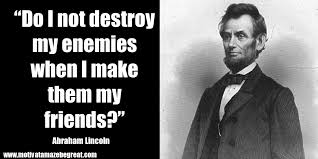 Lincoln Quotes Mesmerizing 48 Abraham Lincoln Inspirational Quotes To Be A Great Leader