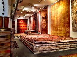 azadi fine rugs partners with trailside galleries for art meets décor reception