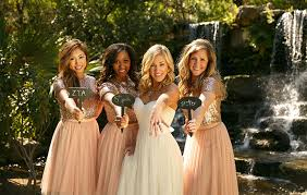 Aliexpresscom  Buy Sparkly Beling Custom Made Country Western Country Western Style Bridesmaid Dresses