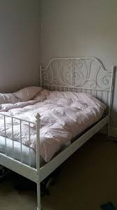 Ikea Leirvik Bed Frame Ikea Leirvik Bed Frame 2018 King Size Canopy ...