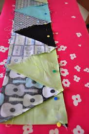 Best 25+ Triangle quilt tutorials ideas on Pinterest   DIY ... & 60 degree triangle quilt tutorial Adamdwight.com