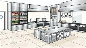 commercial restaurant kitchen design. Small Commercial Kitchen Layout Medium Size Of Dimensions Restaurant Design .