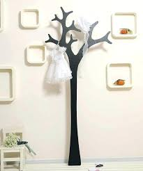 Tree Branch Coat Rack Diy