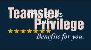 teamster privilege credit card
