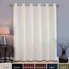 Sliding Glass Door Curtains Over Blinds Business For Unique Patio ...