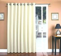 curtains for sliding glass doors kitchen patio door window treatments medium size of pictures in