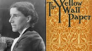 charlotte perkins gilman s the yellow a protest charlotte gilman the yellow wall paper