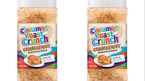 We all know the best part about a bowl of cinnamon toast crunch cereal is drinking all the leftover cinnamon milk. Cinnamon Toast Crunch Creates Cinnadust Seasoning Ksdk Com