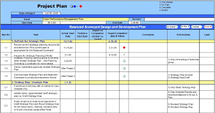 Sample Project Plan Excel Project Plan Word Template Tirevi Fontanacountryinn Com