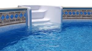 Swimming Pool In Step Entry System
